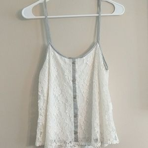 Brand New Lacey tank top